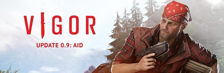 Details on Vigor Update 09: Aid | Blog | Bohemia Interactive