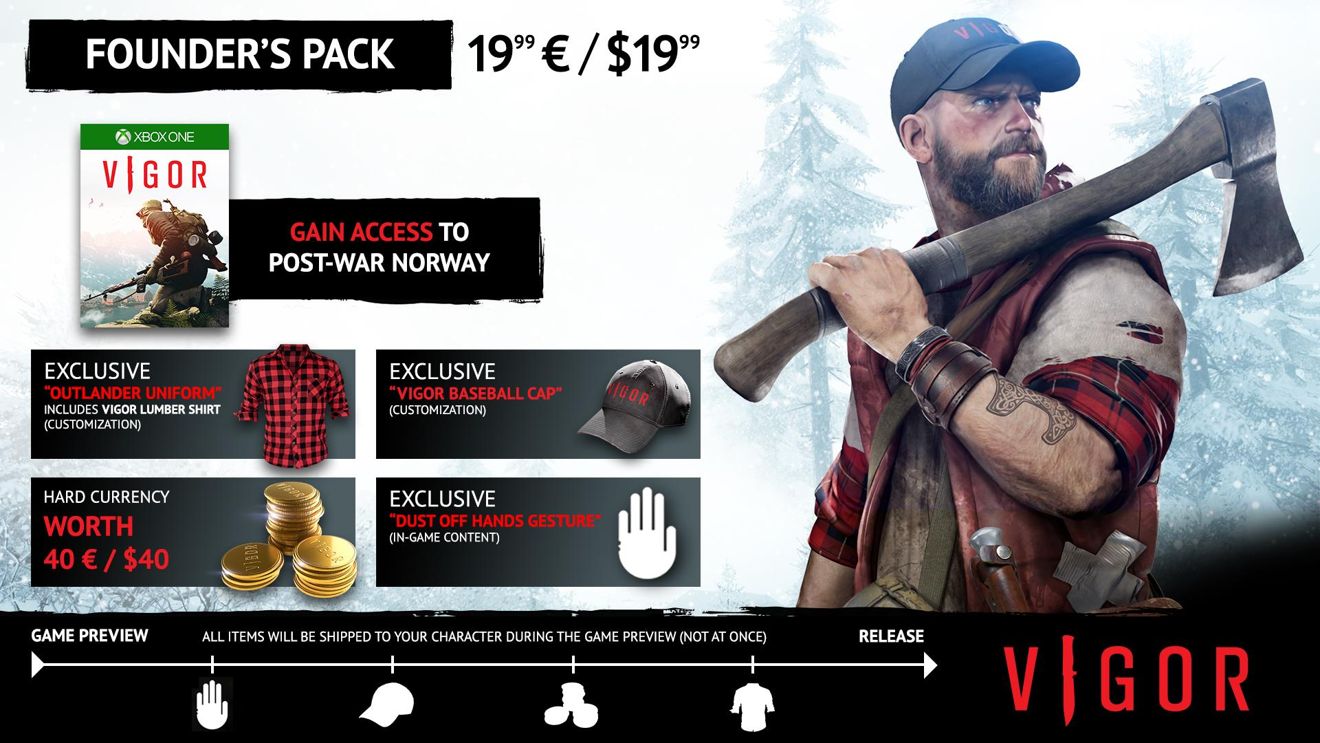 Vigor Xbox Game Preview launched | Blog | Bohemia Interactive