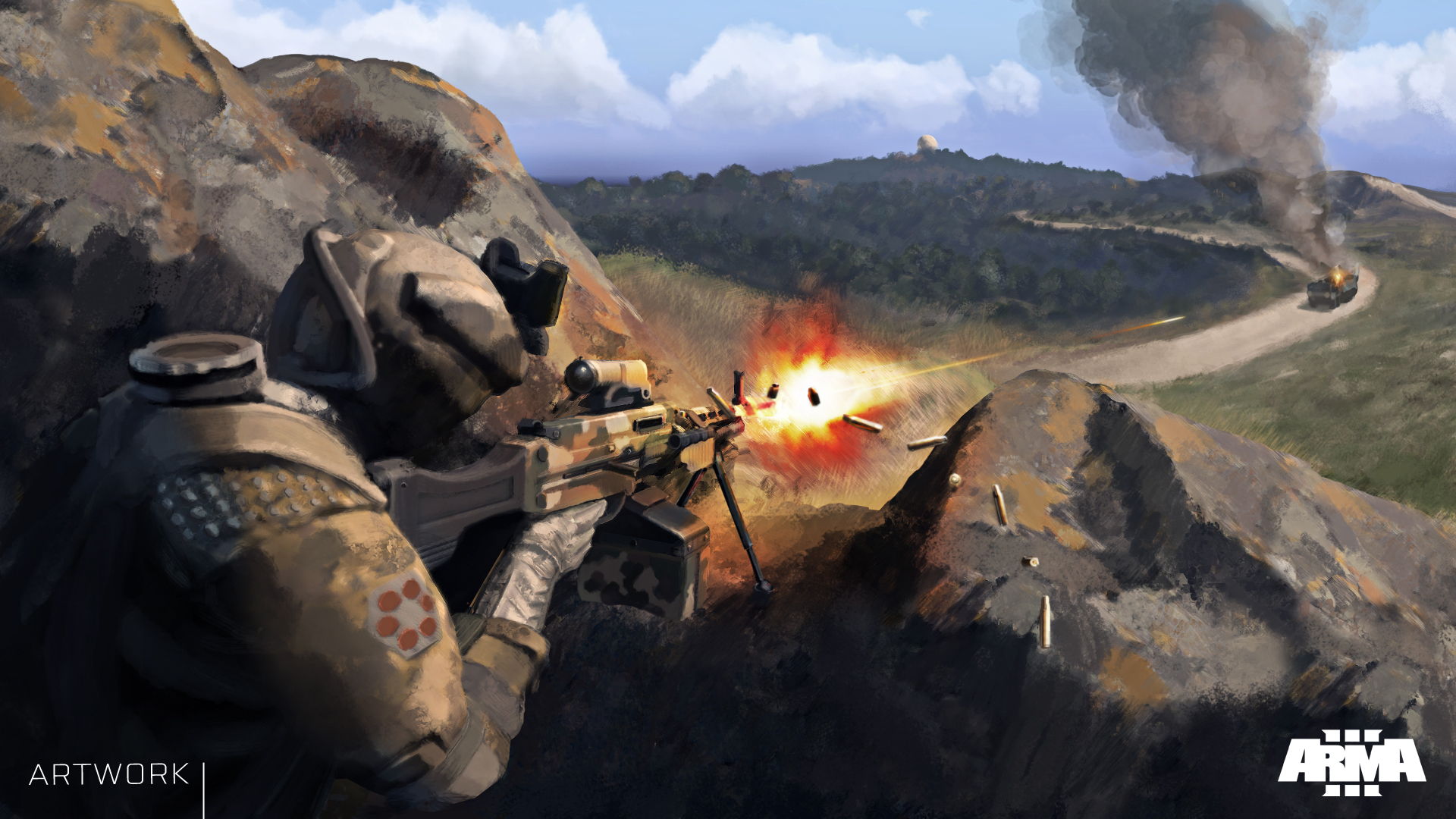 Arma 3 Marksmen DLC available on April 8th   Blog   Bohemia Interactive