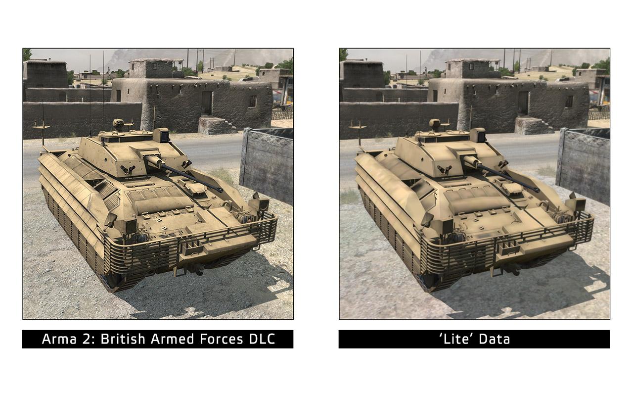 The Past Arma 2 Lite
