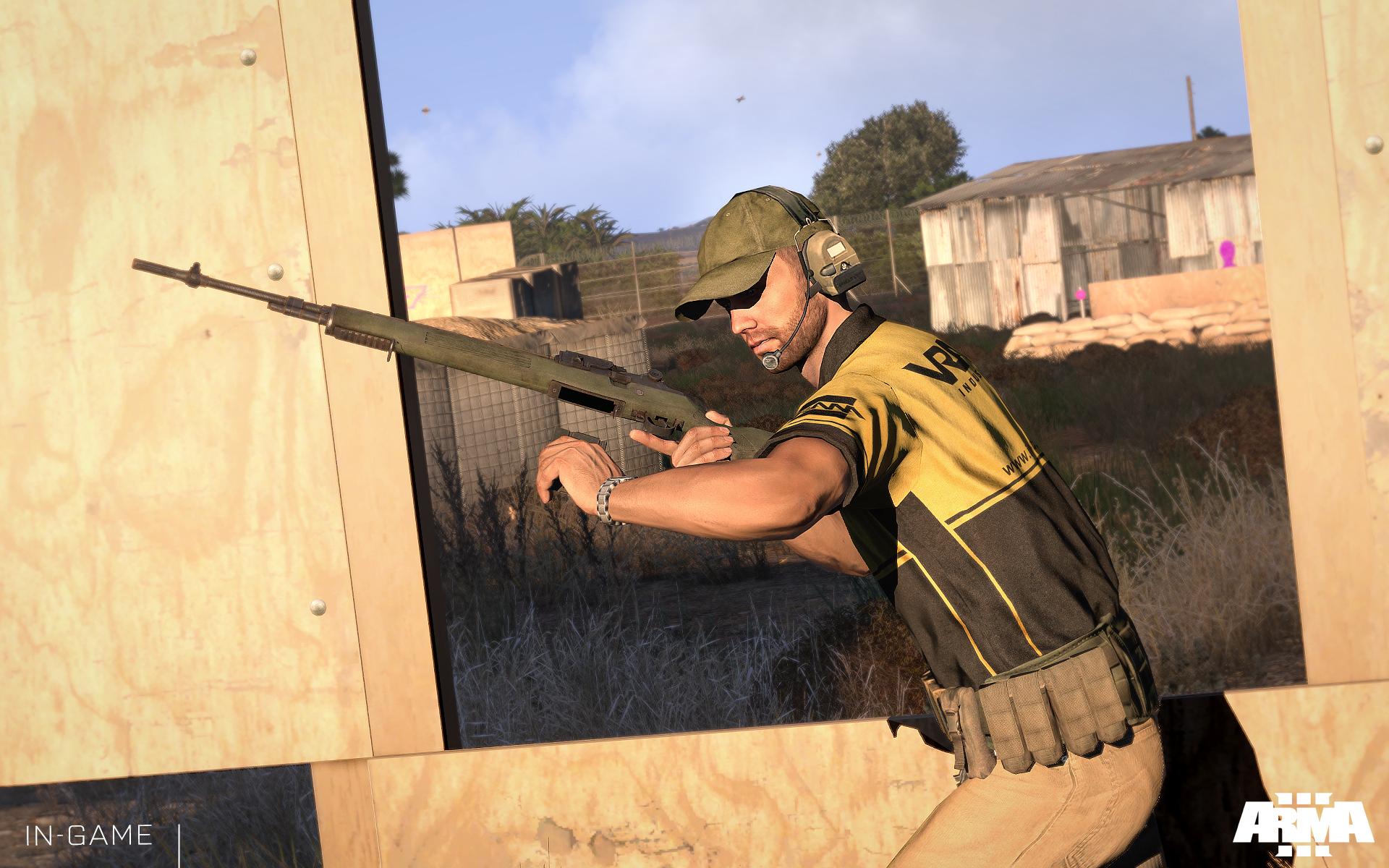Arma 3 Marksmen   Bohemia Interactive