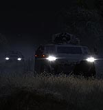 Vehicles :: Almost all our vehicles now feature improved headlights, taillights, and more...