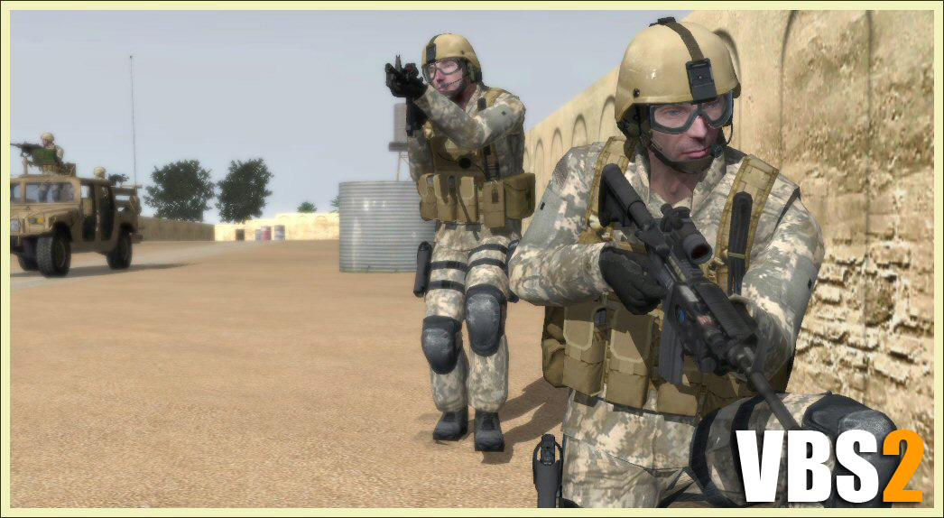 VBS2 to become a new training game in the US Army | Blog | Bohemia