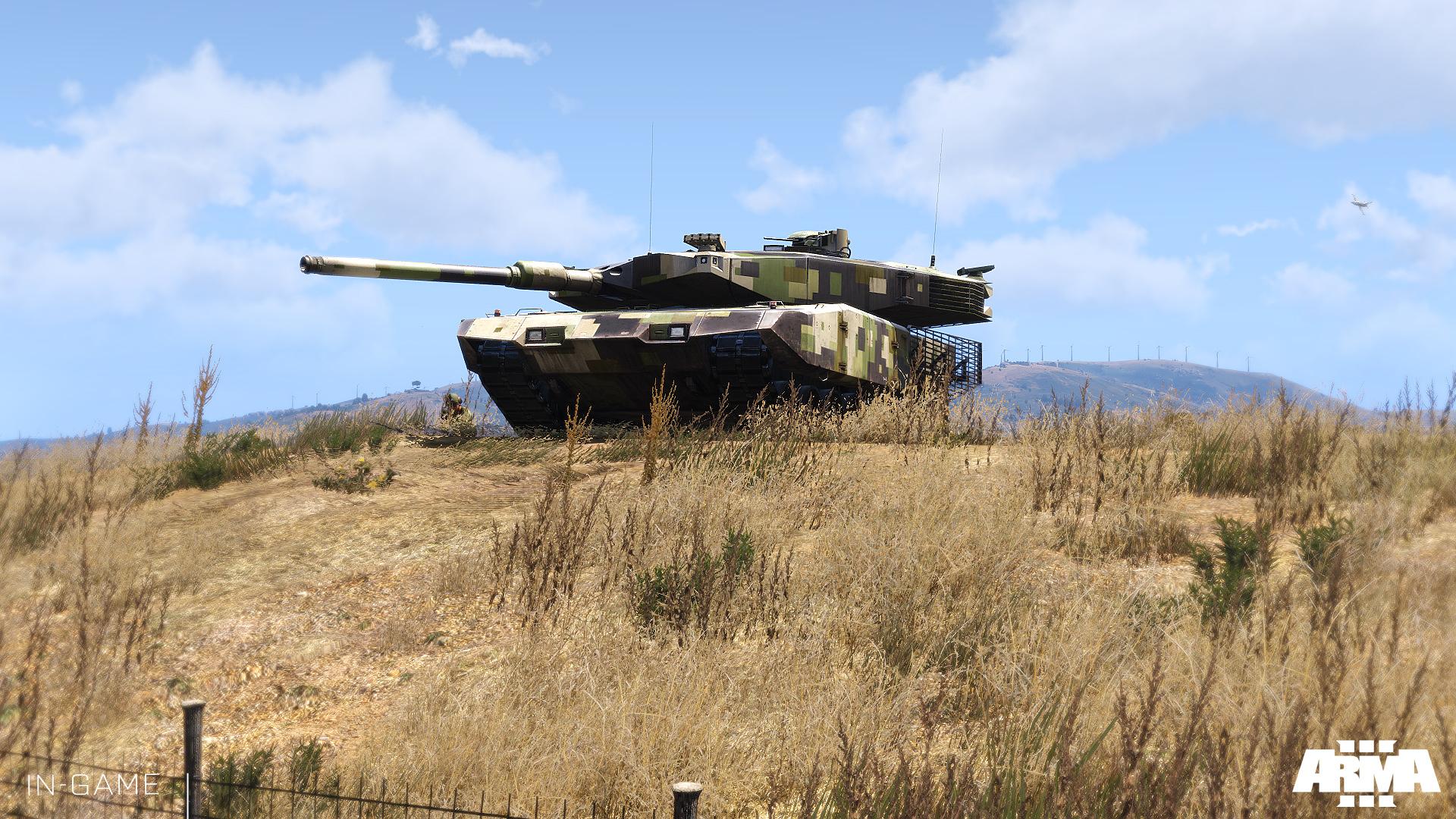 arma 3 tanks with 251 Bi Predstavila Novuyu Tehniku Dlya Frakcii Aaf on Page additionally Main Battle Tanks Part 8 Olifant Mk 1b South furthermore Leopard 2a6 Arma2 moreover Page further Uh 1d Huey Us Army Vietnam 1968.